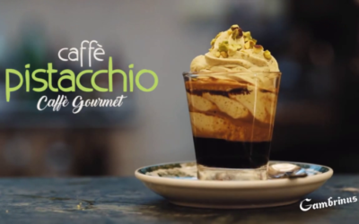 THE PISTACHIO COFFEE: THIRD GENERATION OF GOURMET COFFEE