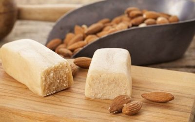History and curiosity of almond paste