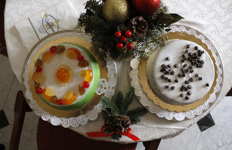 Sicilian Cassata vs Neapolitan Cassata: the challenge of Christmas!