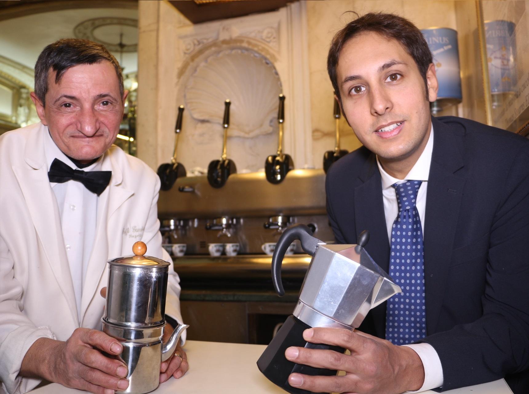 CAFFÈ ESPRESSO DA BAR VS CAFFÈ PREPARATO A CASA