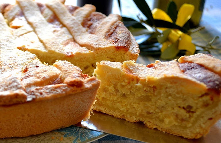 Pastiera: origins of a gluttony