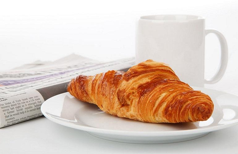 La storia del croissant