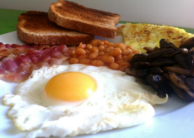 Colazione al Gambrinus: tradizionale e English breakfast