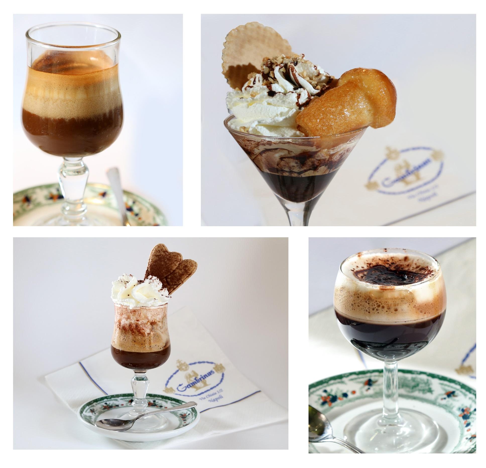 I caffè gourmet napoletani