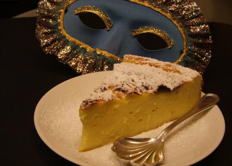 Il migliaccio, dolce della tradizione napoletana