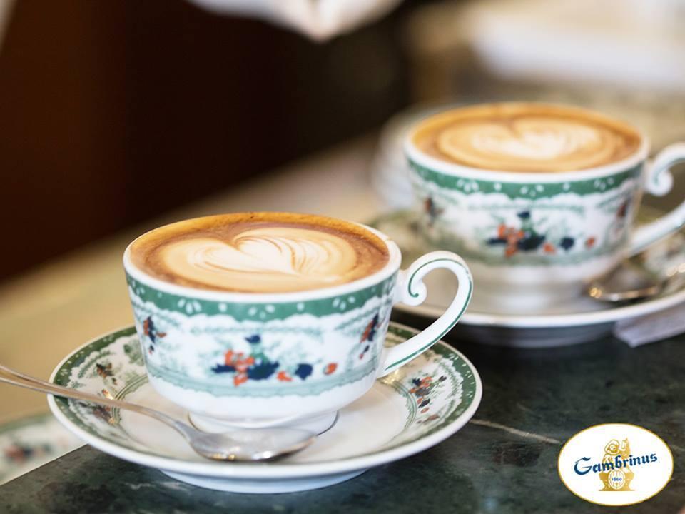 Il cappuccino: quando il caffè incontra il latte
