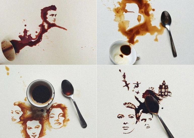 Il caffè? Una grande opera d'arte