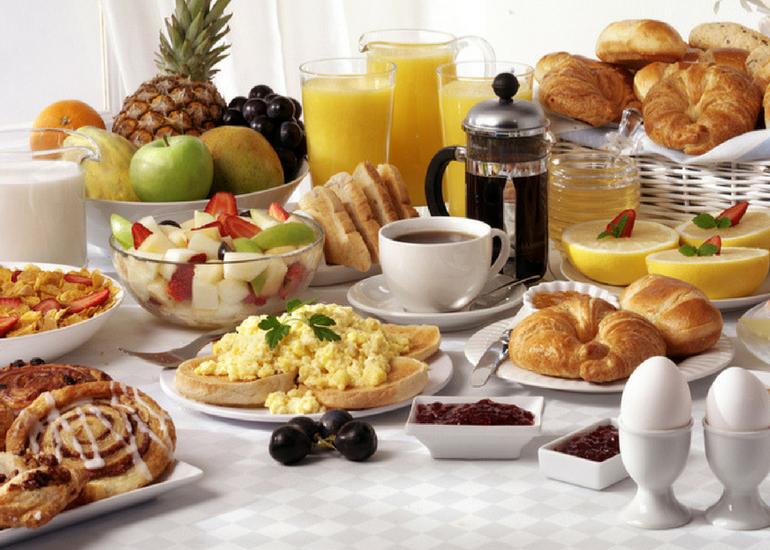 Le colazioni nel mondo:ecco tutte le curiosità!