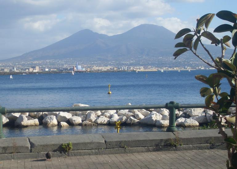 I migliori panorami di Napoli