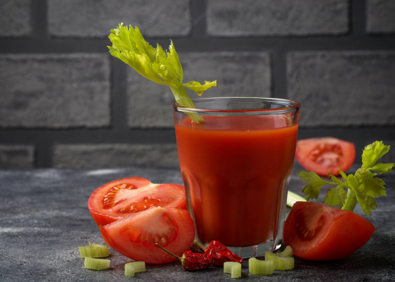 Il Bloody Mary: il cocktail rosso sangue!