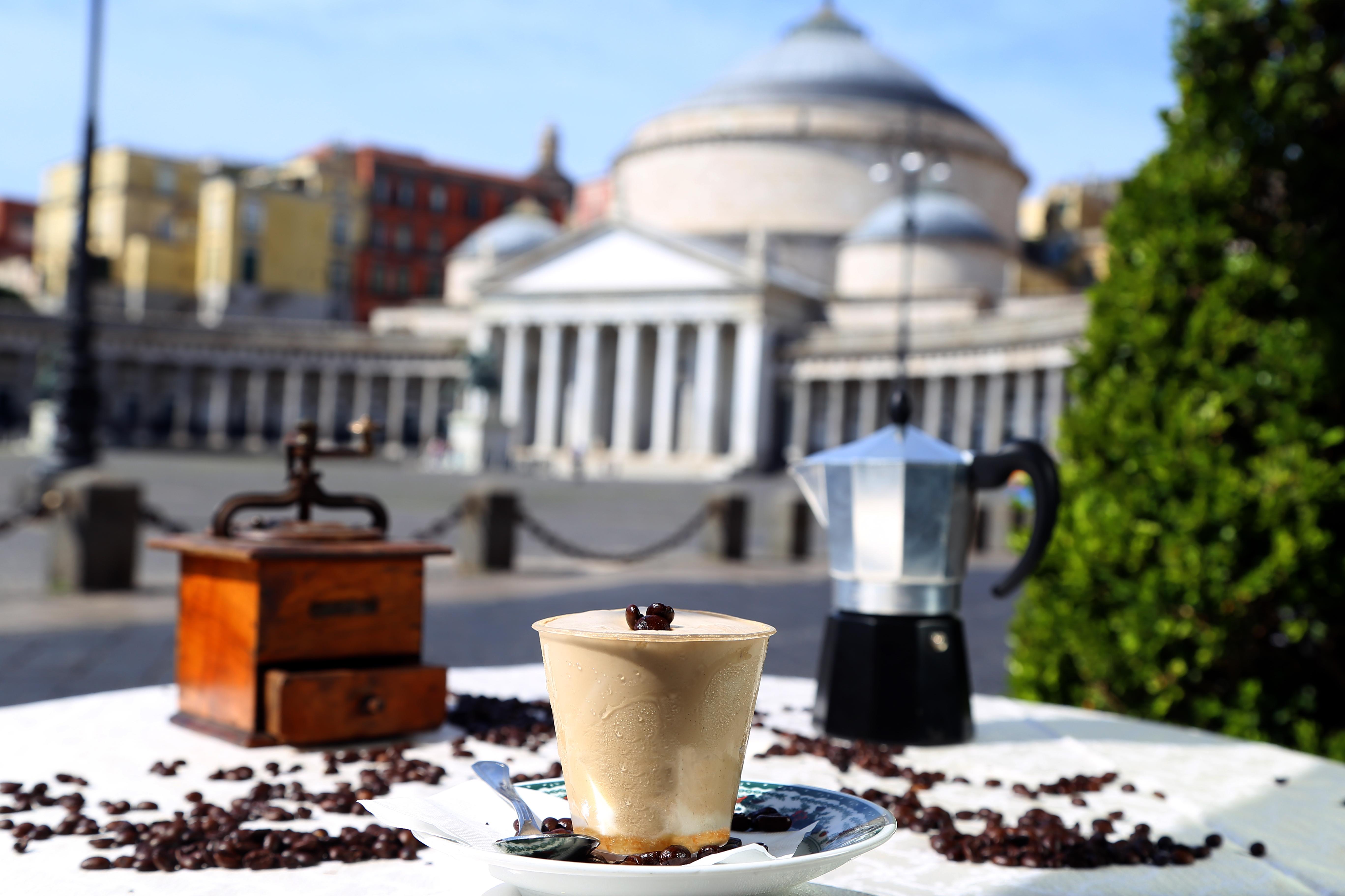 La storia della Coviglia al Caffè