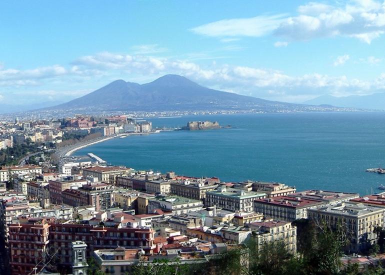 Come trascorrere il ferragosto a Napoli.