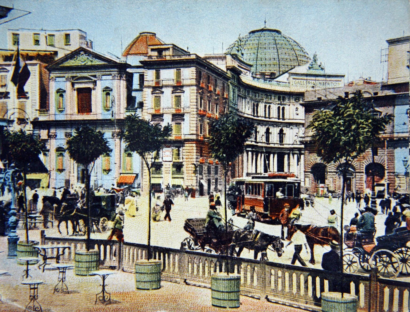 P.zza San Ferdinando