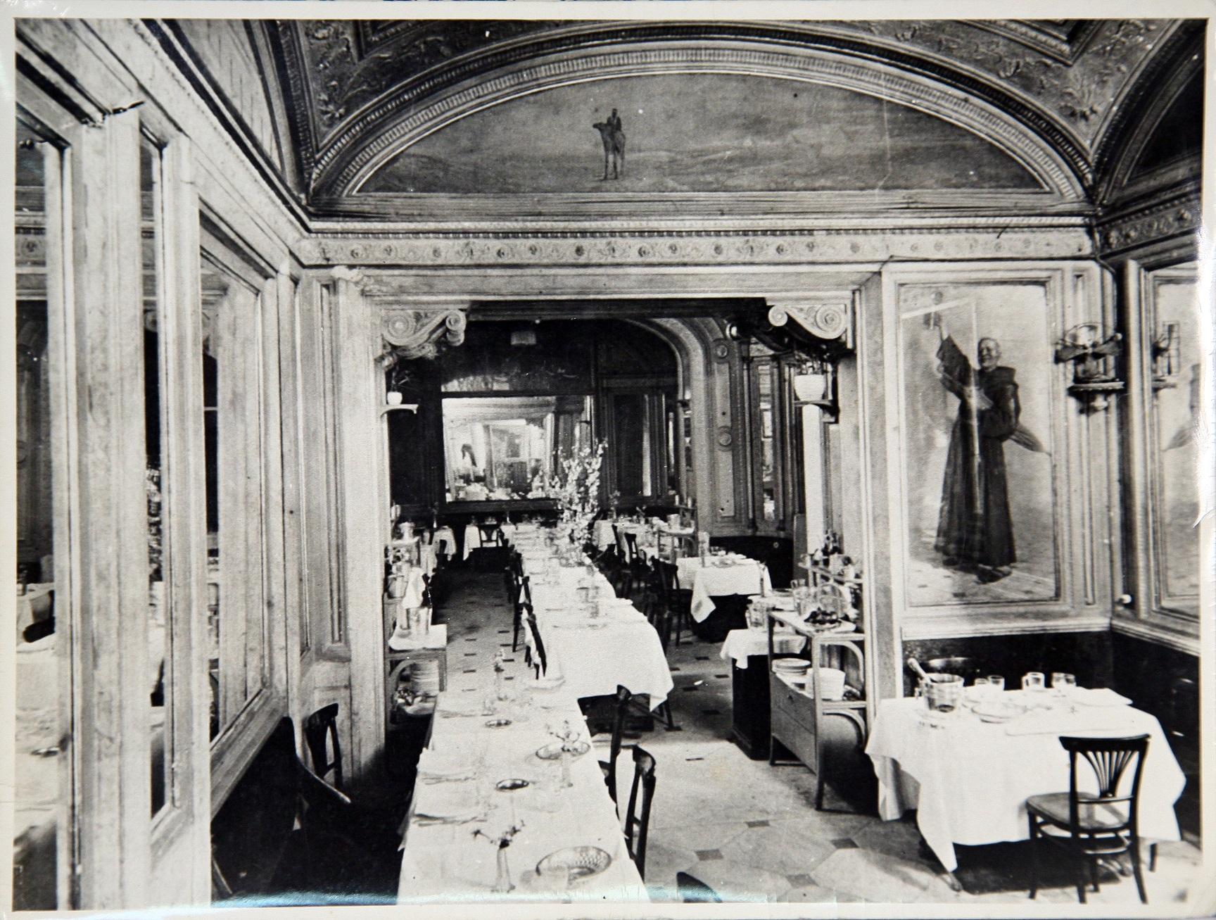 Sala del Monaco fine '800