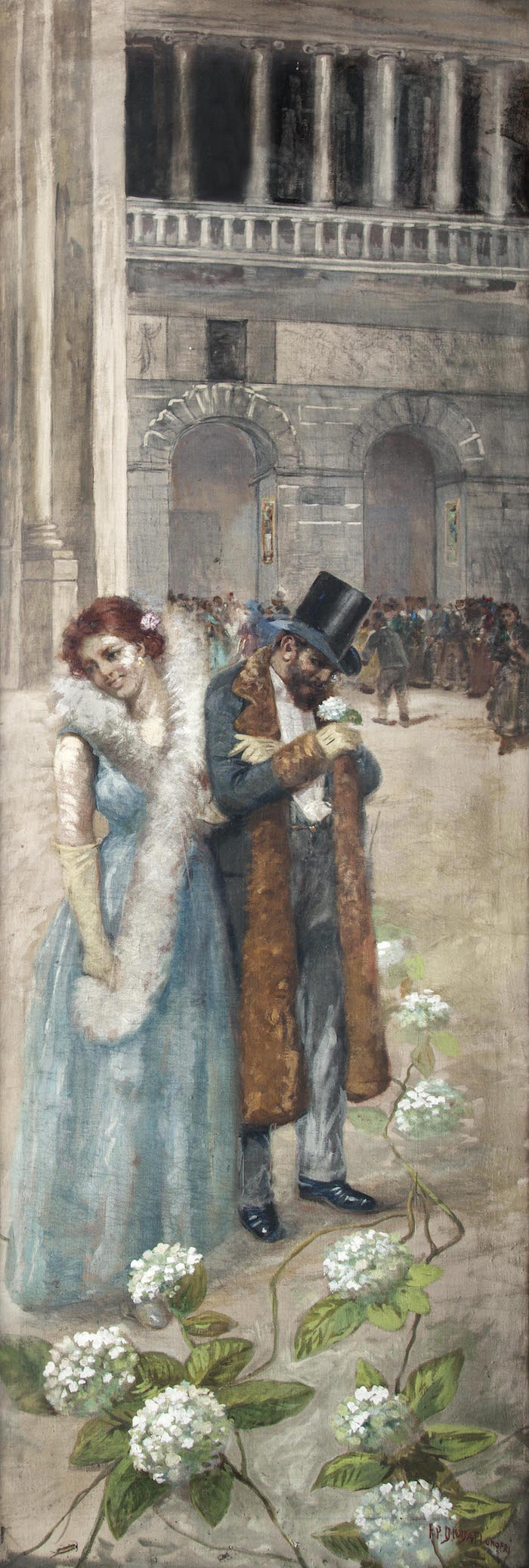 After the San Carlo, Francesco Paolo Diodati