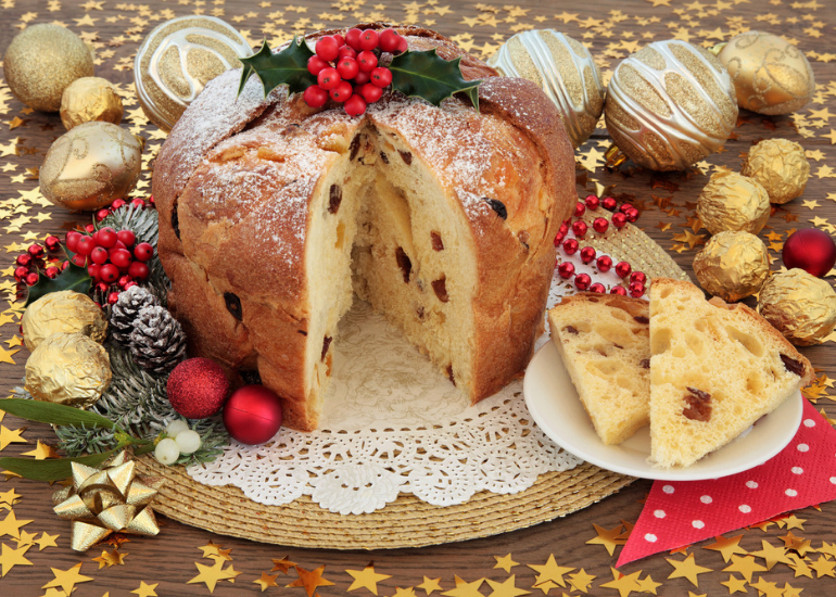 History and origins of Panettone