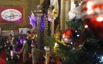 La magia del Natale al Gambrinus