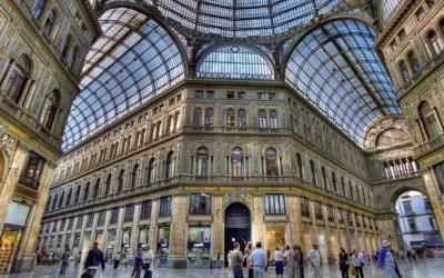 I segreti della Galleria Umberto I