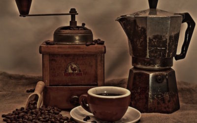 Many dreams for Neapolitan coffee