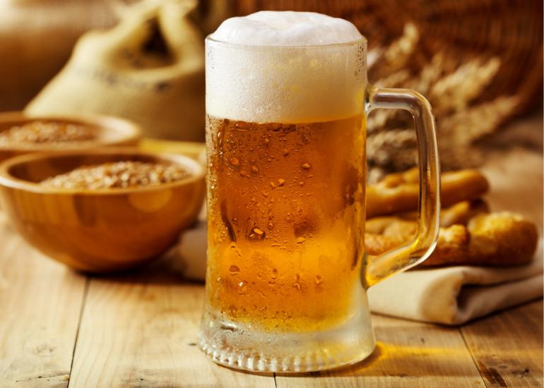 Birra, Napoli e Gambrinus