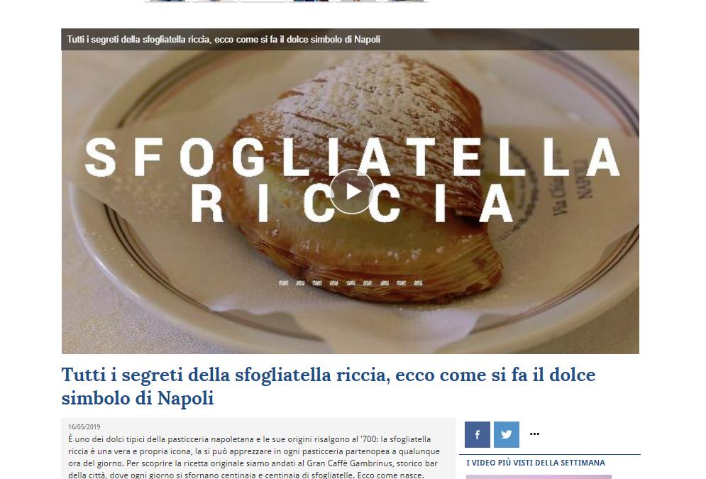 """(Italiano) """"La Stampa: cucina"""" parla di noi"""