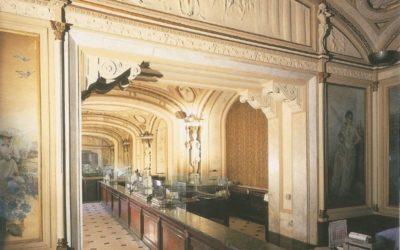 (Italiano) Quando il Gambrinus era sede del Banco di Napoli