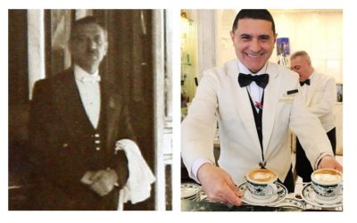 The bartenders of the past or those of the present day: who are the best?