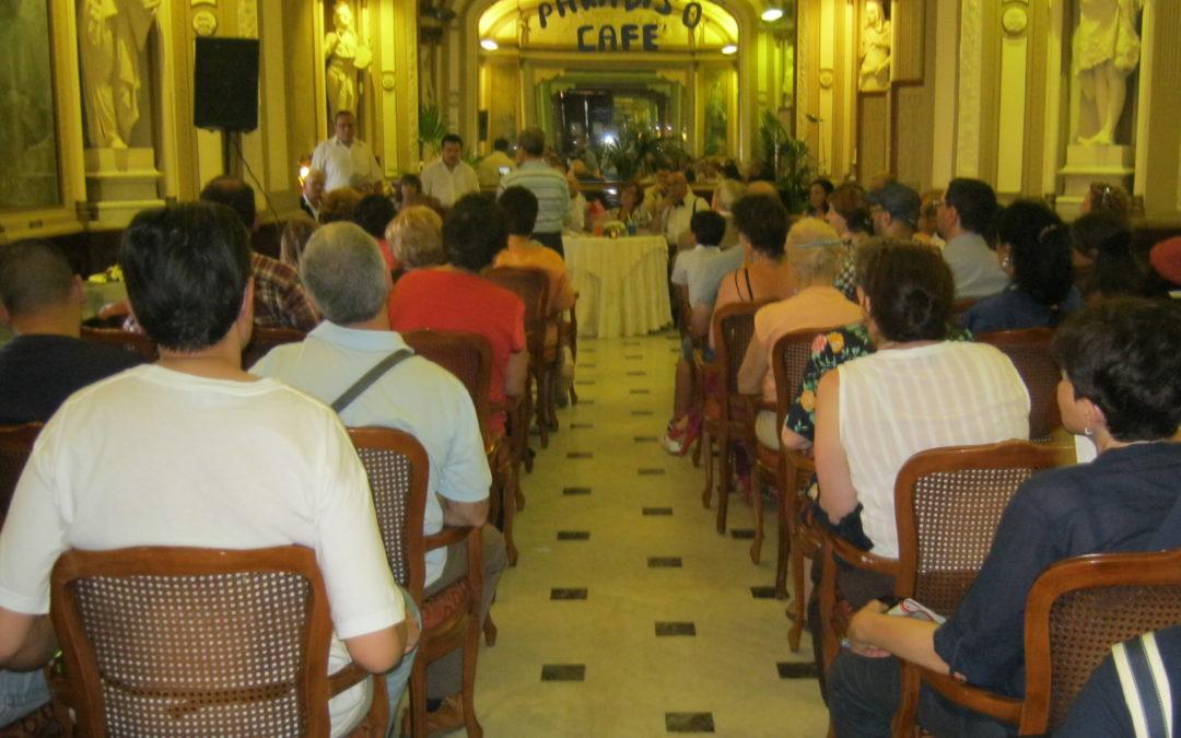 I Caffè: ritrovi di associazioni, comitati e circoli