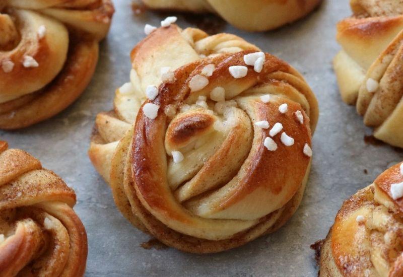 Kanelbullar, il tipico dolce svedese