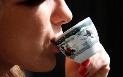 Il caffè ed i cinque sensi