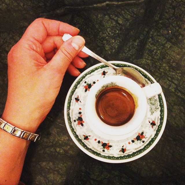 The Finnish one that consumes the most coffee? No, the record is held by the Neapolitans!