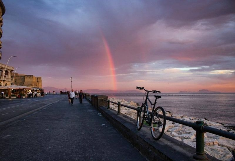 Naples and its surroundings: the most beautiful sunset aperitifs