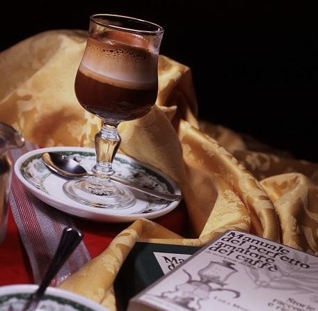 The hazelnut coffee, the first Neapolitan gourmet coffee
