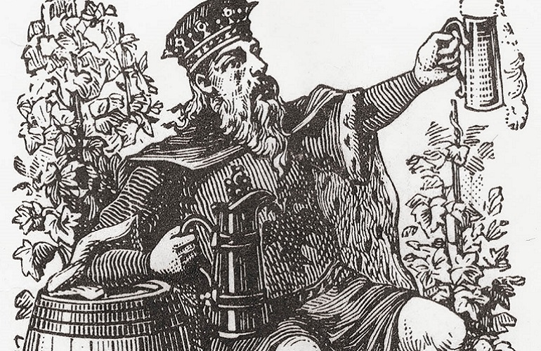 Gambrinus, who was?