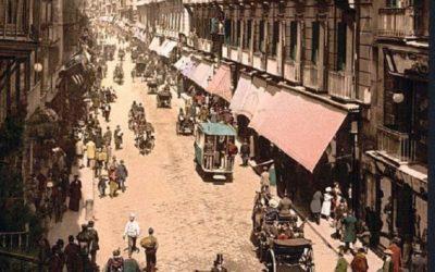 When  via Toledo became via Roma