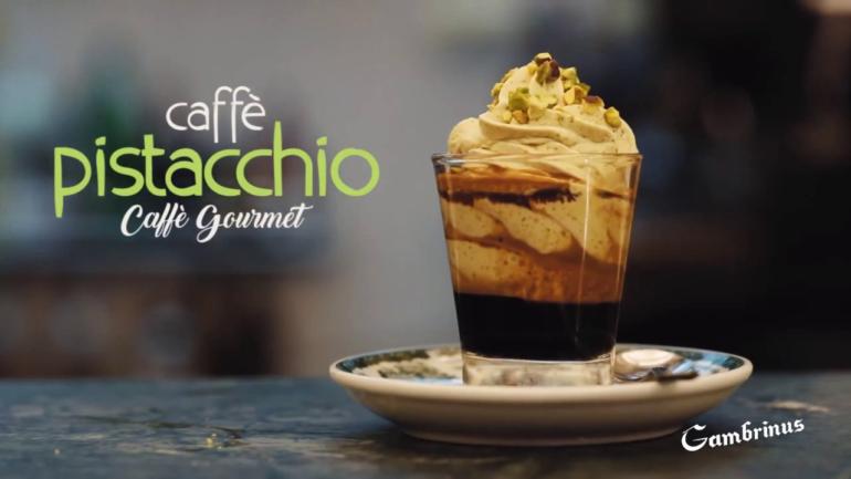 THE PISTACHIO COFFEE: THIRD GENERATION OF GOURMET COFFEE