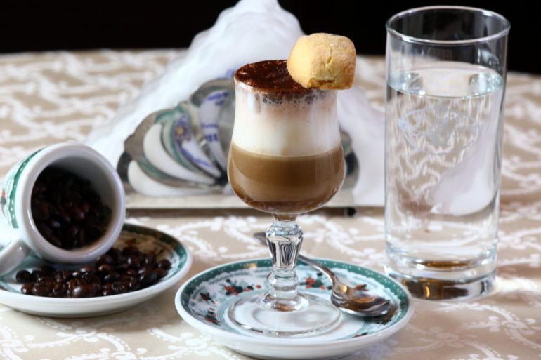 THE BRAZILIAN COFFEE: A CLASSIC NEAPOLITAN GOURMET COFFEE