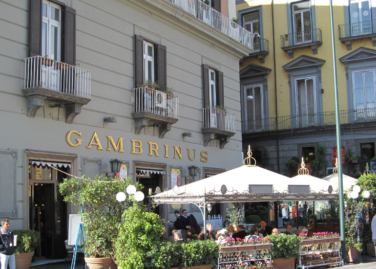 The Gambrinus and YouTube