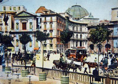 Square San Ferdinando