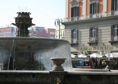 Gambrinus,Square Trieste e Trento