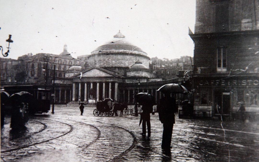 Square Plebiscito early 20th century