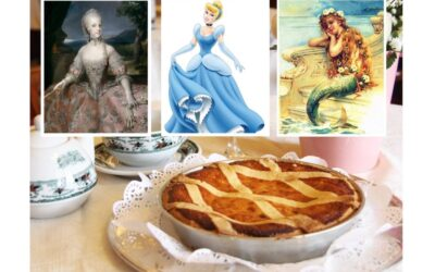 The three women of the pastiera