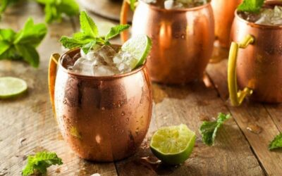 Moscow Mule, cocktail di tendenza